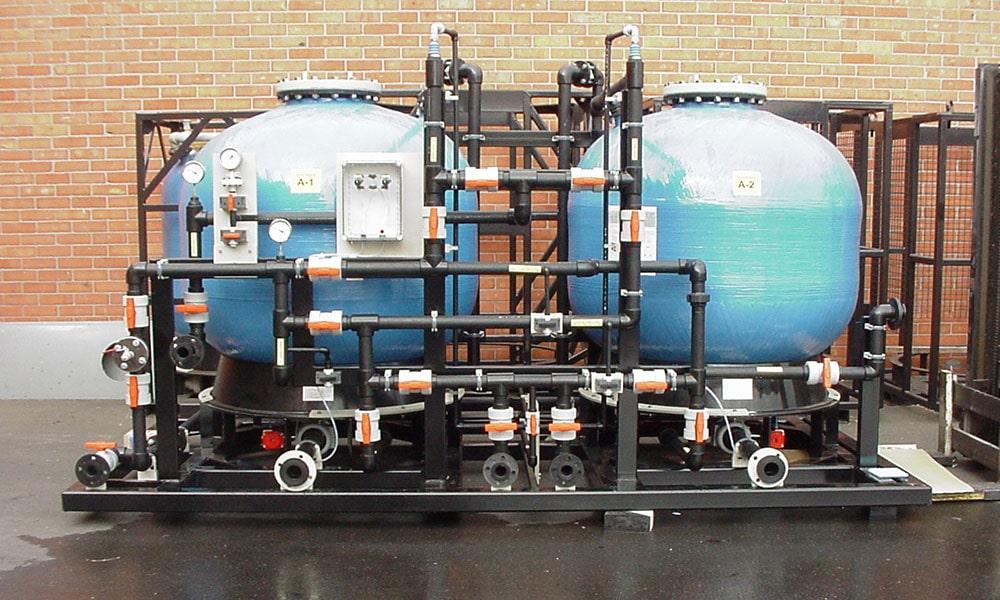 آب خالص و سیستم های تصفیه آب